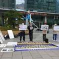 少女像撤去を要求する韓国の市民団体「反日像真実究明共同対策委員会」、慰安婦素材ゲームに対する批判声明を発表