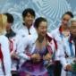 ソチ冬期五輪 フィギュア女子団体ショートプログラム(SP) ...