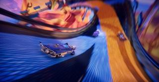 「スプラトゥーン」のように色を塗って走る「F-ZERO」風レースゲーム『Trailblazers』が発表!