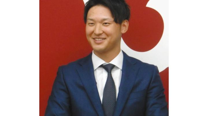 巨人・吉川尚輝、背番号「0」から「29」へ