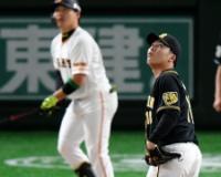 【阪神】馬場、巨人打線を止められず…今季初登板も2回2失点