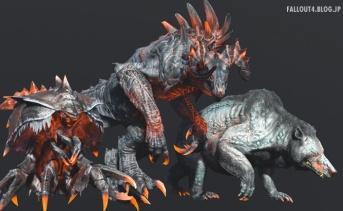 Plutonium Creatures