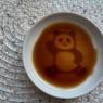 ダイソーにもあった!醤油を注ぐとパンダが現れるかわいい醤油皿