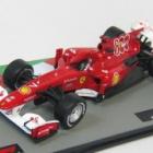 『43-0940 FERRARI F10 #7 Felipe Massa 2010 デアゴスティーニ F1マシンコレクション vol.116』の画像