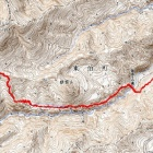『新緑の一向ケ平~大休峠』の画像