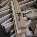 『椅子の準備』の画像