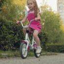 妹がミニスカートでロードバイク乗ってるんだけど……