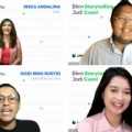 "Sharing Seru Bareng Marchella FP & Reza Chandika dalam ""Bikin Storytelling-mu Jadi Cuan!"""