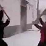 【動画】中国式「おばさん同士のけんか 雪の日ver.」がこちらになります!www [海外]