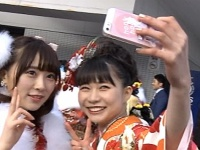 【欅坂46】長沢くん、一般人としてローカルニュースに映るwwwww(画像あり)