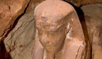 【考古学】2000年前のスフィンクス像、新たに発見 エジプト(画像あり)