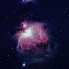 『投稿:BORG90FL+QBPによるオリオン大星雲 2021/02/03』の画像