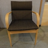 『【豊富な品揃え全部見せます!2011】飛騨産業のL-Chair・SD260AN』の画像