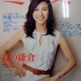 『雑誌ミセス 7月号のお中元特集に掲載されました』の画像