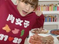【元乃木坂46】伊藤かりんさん、肉食い過ぎwwwwwwww