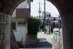 京阪交野線をくぐるトンネル~交野まちなみ日記No.34~