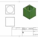 『初心者向けモデリング練習 No.3 箱』の画像