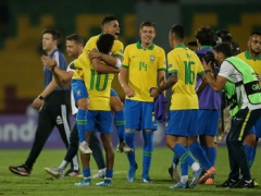 【東京五輪】アルゼンチン代表とブラジル代表の陣容がすごい!
