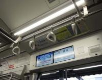 『西武鉄道30000系の車内モニターが新品に 9000系その後 東京地下鉄10000系小変化』の画像