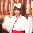 藤井ゆきよさんの巫女服姿が美しかった「井澤詩織の開運みらくるぷろぐらむ」第4回キャプ画像と感想