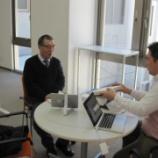 『株式会社おが和さんと今後の取り組みについて打ち合わせ実施』の画像