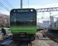 『JR東日本 E235系お披露目会場でその特徴を探る』の画像