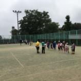 『息子テニスを始める』の画像