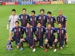 ザックジャパン、ブルガリアと親善試合決定・・・5月に日本で