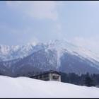 『まだ、もう少し雪山。』の画像