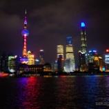 『上海 圧巻のジオラマ と 必見の夜景 外灘(バンド)』の画像