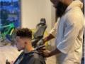 ◆悲報◆ドルトムントの新星サンチョ他選手6名、マスクせず散髪して次節出場停止
