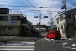 赤い郵便車の似合うまち~交野まちなみ日記No.4~