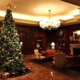 『リッツカールトン大阪での「日本一早いクリスマスパーティ」』の画像