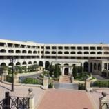『マルタ旅行記6 ヴァレッタのホテル、グランド・ホテル・エクセルシオール(Grand Hotel Excelsior)!オーシャンビューが素晴らしい』の画像