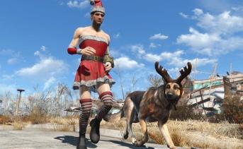 『Fallout 4』12月のアップデートが配信、近日中にホリデーパックも配信