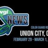 『【WGI】ガード大会ハイライト! 2020年ウィンターガード・インターナショナル『カリフォルニア州ユニオンシティ』大会抜粋動画です!』の画像