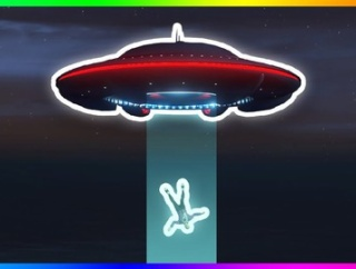 【GTA5】『GTAオンライン』で「UFO」の目撃報告が相次ぐ!!【動画あり】