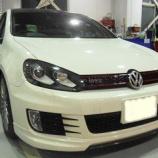 『【スタッフ日誌】Golf6用VW アルミニウムエンブレム登場』の画像