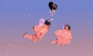 ハーモニーカップル飛行の花火がすごい🎆🎇💣
