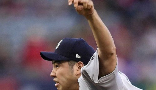 菊池雄星がメジャー初勝利(マリナーズファンの反応)