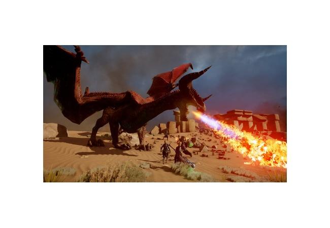 【ドラゴンエイジ:インクイジション】海の近くで戦ってた巨人とドラゴンの出現条件ってある?
