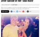 20歳女性、恋人が事故死→立ち直れず後追い自殺 英国で起きた悲劇