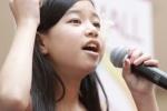 交野には小学生シンガーソングライターの桃香(ももか)という子がいるようだ!