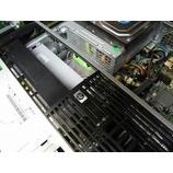 『HP Cpmpaq8100 Elite SFF HDD交換作業』の画像