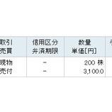 『【保有株売却】さようなら、NTTドコモ』の画像