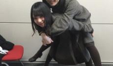 【乃木坂46】与田祐希が山下美月をおんぶした結果・・・