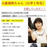 『【失踪事件】山梨キャンプ場から消えてしまった小倉美咲ちゃん覚えてる?』の画像