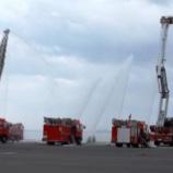 『平成27年度函館市防災総合訓練実施』の画像