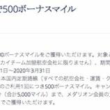 『デルタニッポン500の申請方法がいつの間にか変わってた。FAXの受付が廃止されてメール申請に。』の画像