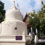 『【バンコク観光】チャイナタウンにひっそりあるローカル寺院を発見! ワット・カンマー・トゥヤーラーム』の画像